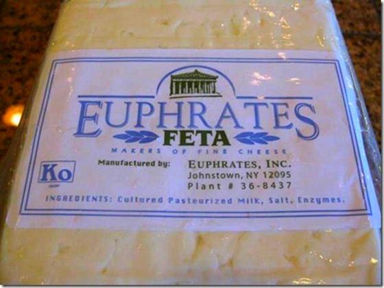 Euphrates-Feta