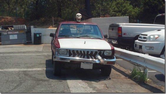 Creepy-Truck