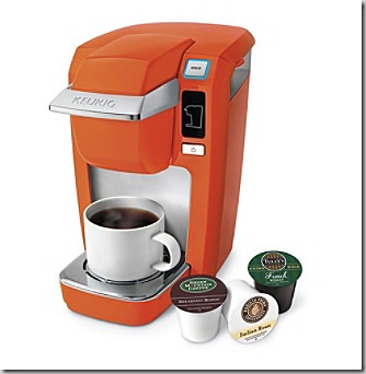 Orange Mini Plus Keurig