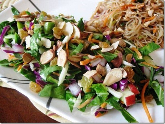 Crunchy-Greens-and-Apple-Salad