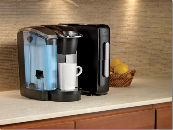 The Slim Storage cases holds up to 24 K-Cups and has not one but two reversible drawers that allow you to store your coffee on the left or the right. & Keurig Countertop Storage Drawer Giveaway