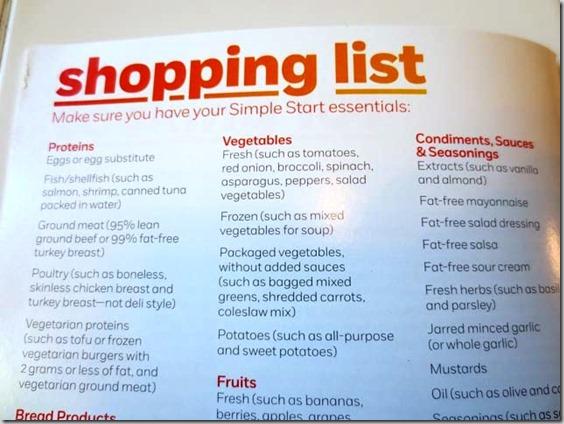 Weight Watchers Power Foods Recipes